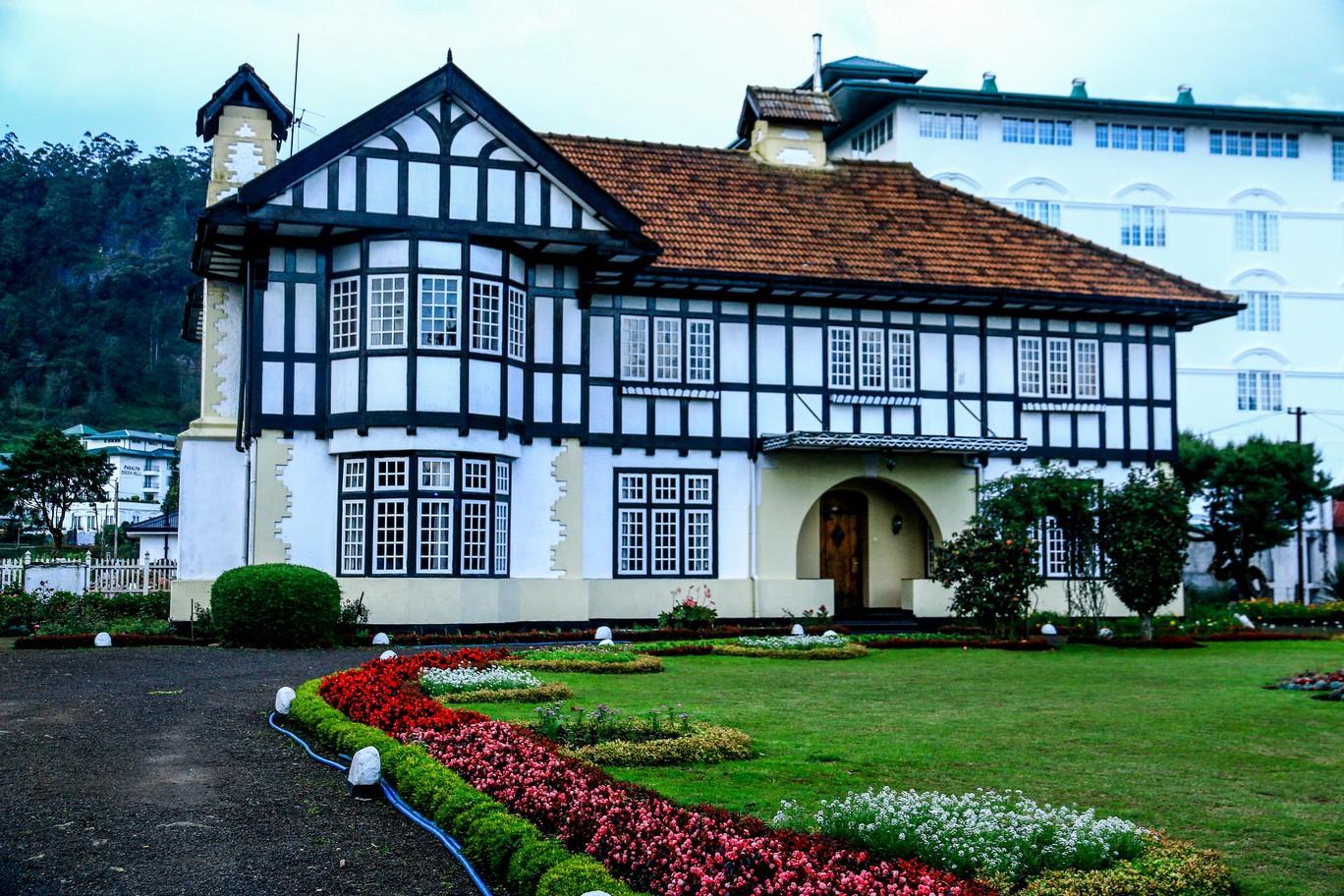 Typisches Haus In Nuwara Eliya